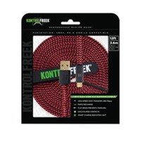 KontrolFreek Gaming Cable (Red/Black)