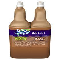 swiffer wetjet hardwood floor cleaner solution refill