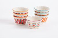 The Pioneer Woman Flea Market 6-Pack Scalloped 4-Inch Ramekin
