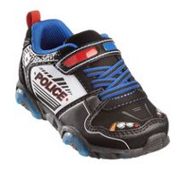 Athletic Works Toddler Boys' Police Athletic Shoes 6