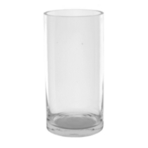 Hometrends® Glass cylinder vase