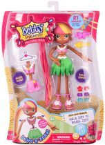 Betty Spaghetty 21-Pieces Tropical Fun Betty Toy