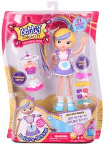 Betty Spaghetty 21-Pieces Cupcake Betty Toy