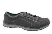 Dr. Scholl's Women's Casual Lace-up Shoes Grey 8