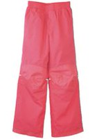 Athletic Works Girls' Snow Pants Coral L