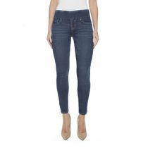 Jordache Women's JC19312D Pull-on Wide Waistband Legging L