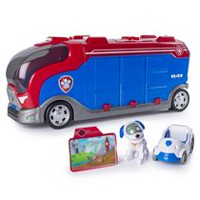 PAW Patrol Mission PAW Mission Cruiser Robo Dog and Vehicle
