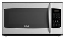 RCA 1.8 Cu.Ft Over the Range Stainless Steel Microwave with Sensor