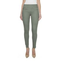 Jordache Women's JC19312O Pull-on Wide Waistband Legging L