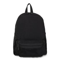 Bond Street - 2 in 1 Backpack with removable Fanny pack - Black