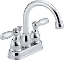 Peerless® Chrome Two Handle Centerset Lavatory Faucet