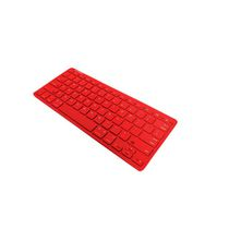 Xtreme Bluetooth Wireless Keyboard Red