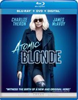 Atomic Blonde (Blu-ray + DVD + Digital) (Bilingual)