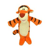 Winnie the Pooh and Friends 9-Inch Plush Stick Pet Toy - Tigger