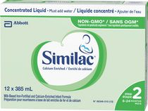 Similac Go & Grow, 12X385mL - Liquide concentré