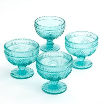The Pioneer Woman  10 oz Glass Sundae Cups