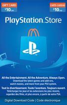 PlayStation® Network - $10 PlayStation® Store Gift Card [Digital Download]
