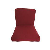 Deluxe Burgundy Deep Seat Cushion