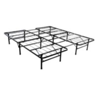 SmartBase Twin/Full Size Steel Bed Frame