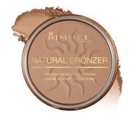 Rimmel London Poudre bronzante Natural Bronzer Sun Light