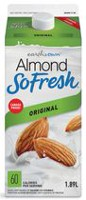 Earthsown Almond Fresh Original fortified almond beverage