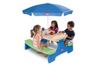 Little TIkes Easy Store™ Table with Umbrella
