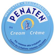 Penaten Medicated Diaper Rash Cream for Baby, Zinc Oxide Cream