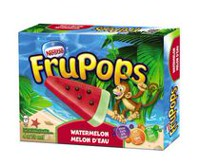 Nestle FruPops Ice Pops - Watermelon