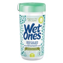 Wet Ones Sensitive Skin Alcohol-Free Hand Wipes