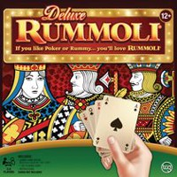 The Canadian Group Jeu de société Rummoli Deluxe
