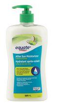 Equate After Sun Moisturizer - Lime Coconut