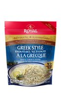 Royal Greek Style Herb & Lemon Basmati Rice Side Dishes