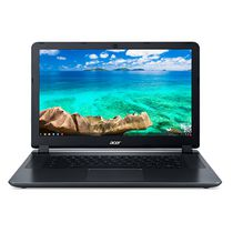 "Acer 15.6"" Chromebook with Intel® Celeron® N2830 Dual-Core 2.16GHz Processor"