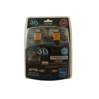 TygerWire 12 FT High Quality HDMI Cable (TYHD8312)