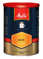 Melitta Dark Roast Ground Coffee