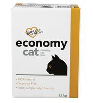 Economy Cat Clumping Cat Litter - 22kg