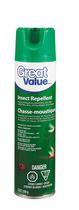 Great Value 25% Deet Insect Repellent