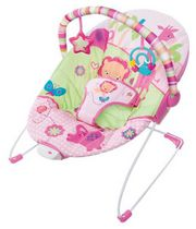Bright Starts™ Bouncer Couleur rose