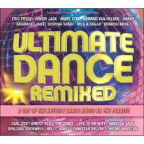 Artistes Variés - Ultimate Dance Remixed