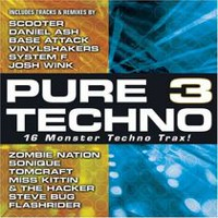 Various Artists - Pure Techno 3