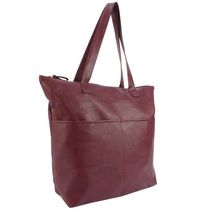 George Women's  Double Pocket Tote Red