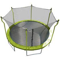 Trainor Sports 15' Trampoline and Enclosure Combo