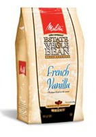 Melitta French Vanilla Whole Bean Medium Roast Coffee