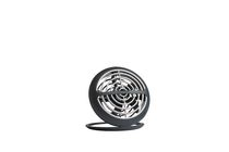 O2COOL 3.5 Inch USB Powered Portable Fan Gray