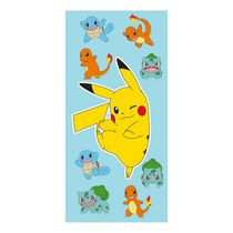 "Pokemon ""Aloha Pickachu"" Beach Towel"