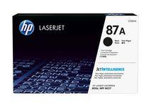HP87A (CF287A) Cartouche de toner LaserJet noir d'origine