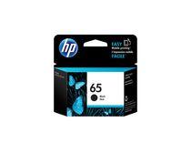 HP 65 Black Original Ink Cartridge (N9K02AN)