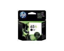 HP 65XL Cartouche d'encre noire à rendement élevé d'origine (N9K04AN)