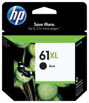 HP 61XL Cartouche d'encre noire à rendement élevé d'origine (CH563WN)