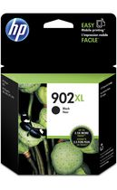HP 902XL Cartouche d'encre noire à rendement élevé d'origine (T6M14AN)
